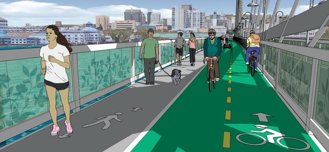 Bike-Walk Alameda