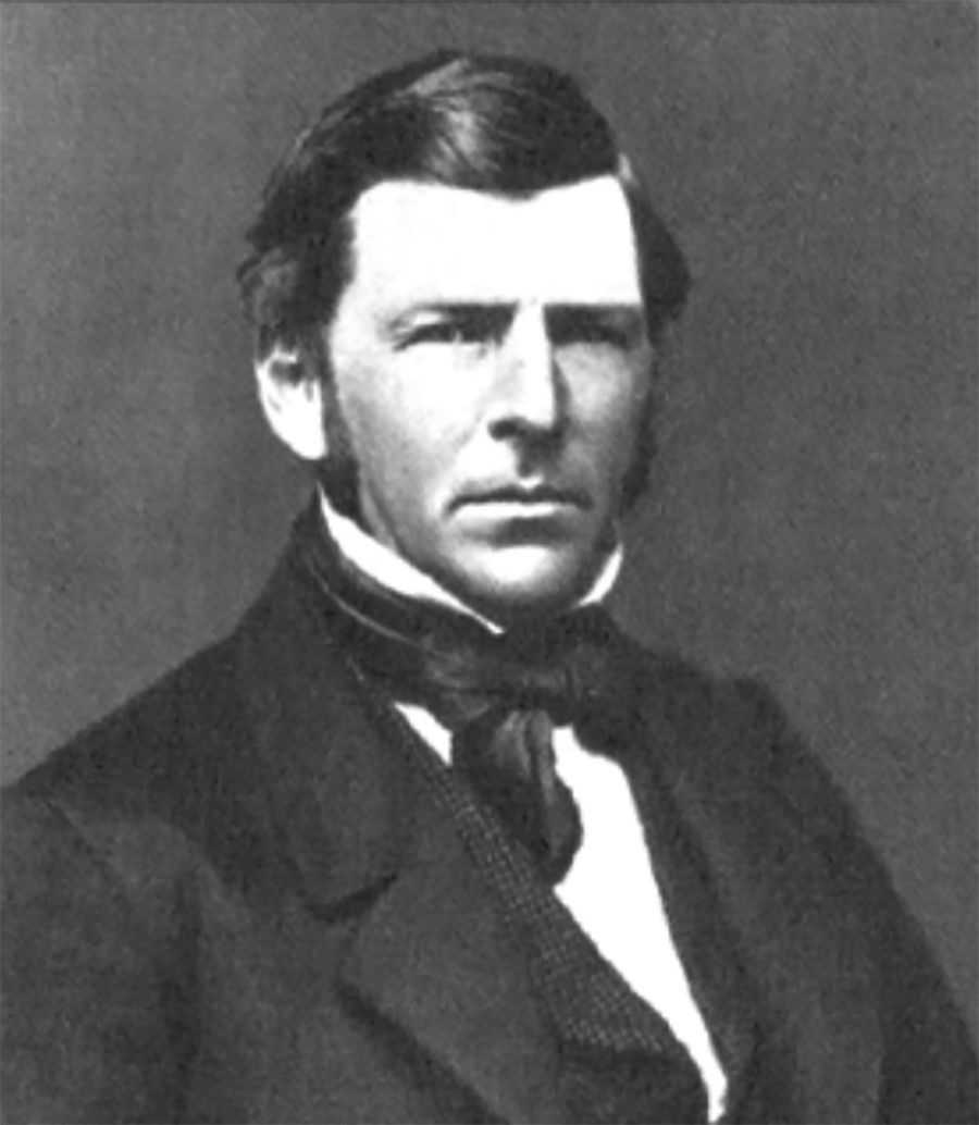 Society of California Pioneers &nbsp&nbsp A.W. von Schmidt arrived in California in 1849.