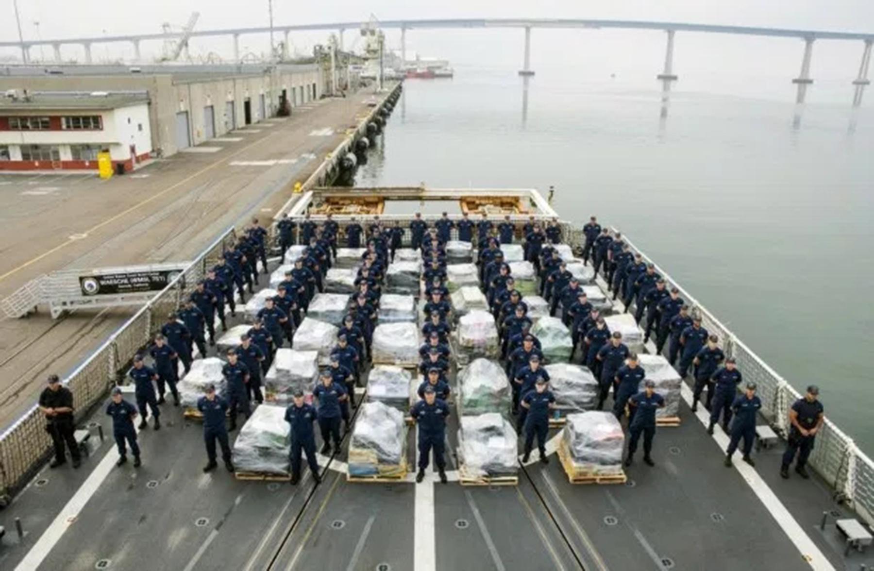 U.S. Coast Guard photo by Petty Officer 3rd Class Davonte Marrow