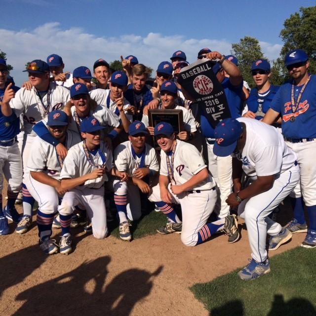 Chris Pondok  The St. Joseph Notre Dame Pilots are the Division V baseball champions for 2016.