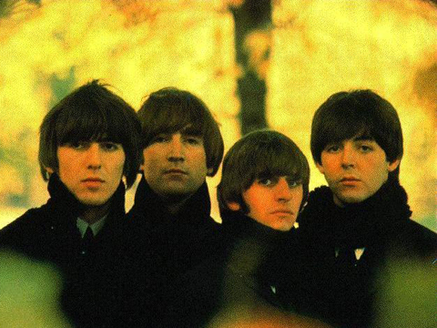 Courtesy photo  There's so much to learn from George, John, Ringo, Paul, and Beatles professor, Steven Schultz.