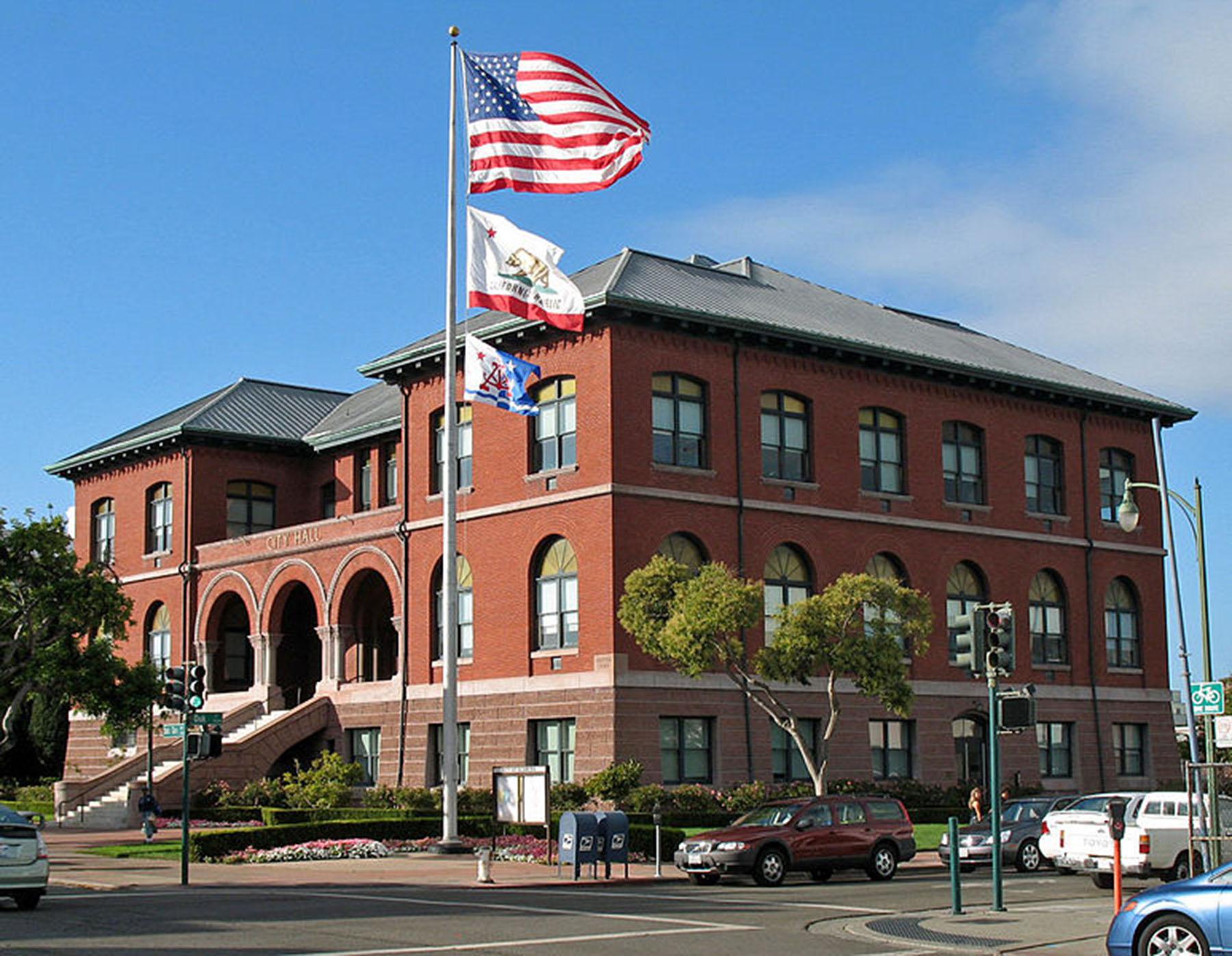 Alameda City Hall