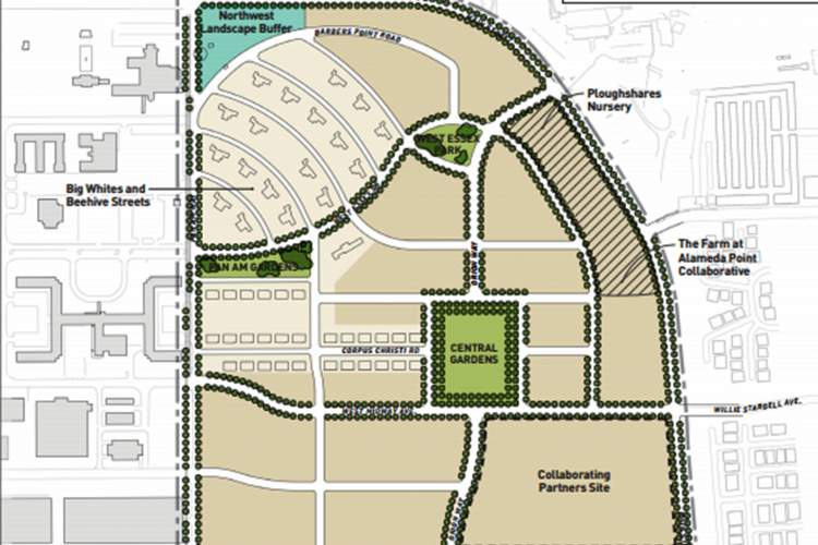 City of Alameda  Main Street Neighborhood, a plan for Alameda Point, is slated to come before the Planning Board Monday.