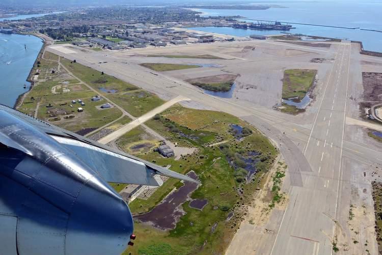 Photo courtesy Alameda Naval Air Museum