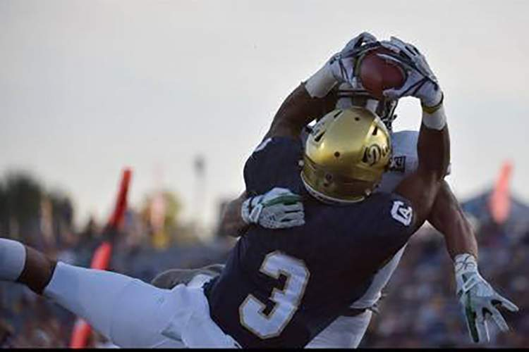 Keelan Doss/Facebook &nbsp&nbsp Doss, shown here as a UC Davis Aggie, signed briefly with the Jaguars before returning to the Raiders' roster last weekend.