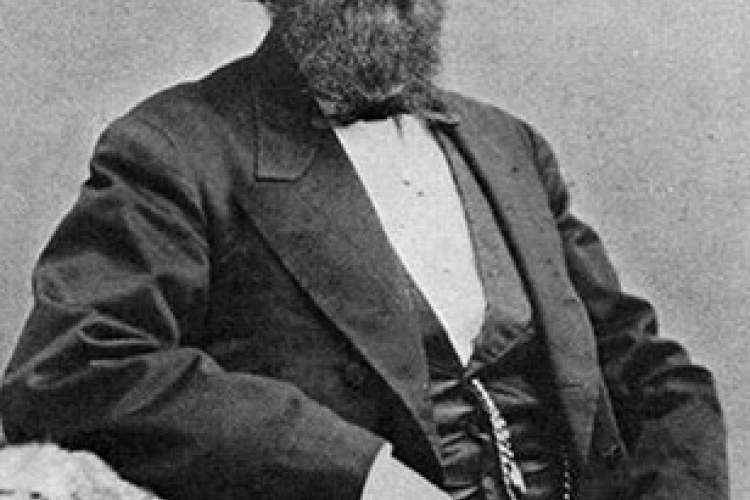 Courtesy photo - Robert R. Thompson, who settled in Alameda in 1878, made a name and a fortune as a steamboat captain in Oregon.