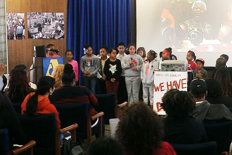 Black History Month at Ruby Bridges