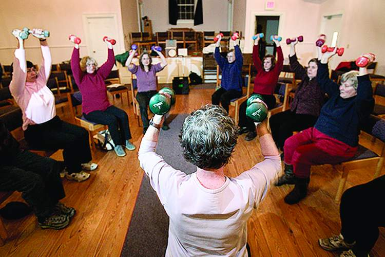 Courtesy agewellvt.org &nbsp&nbsp A critical part of preventing falls and other health problems as one ages is staying physically active and promoting wellness. To this end, Medicare covers an annual wellness visit to determine a patient's health risks.