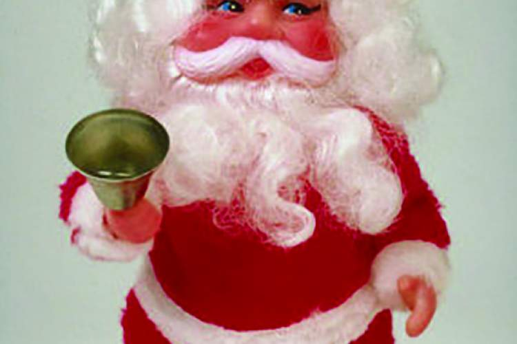Come hang out with Santa Claus on Webster Street this Friday at the Pacific Pinball Museum.