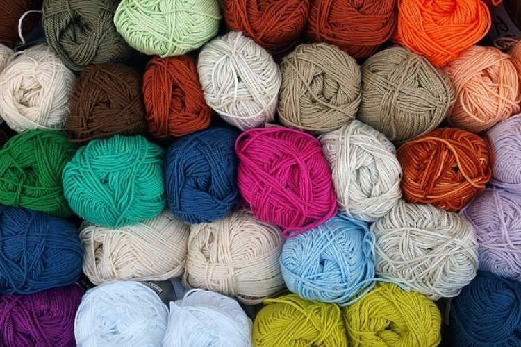 Courtesy photo  Like to knit? Join the Knitting Circle at Julie's Coffee and Tea Garden. The circle will meet next on Thursday, Aug. 25.