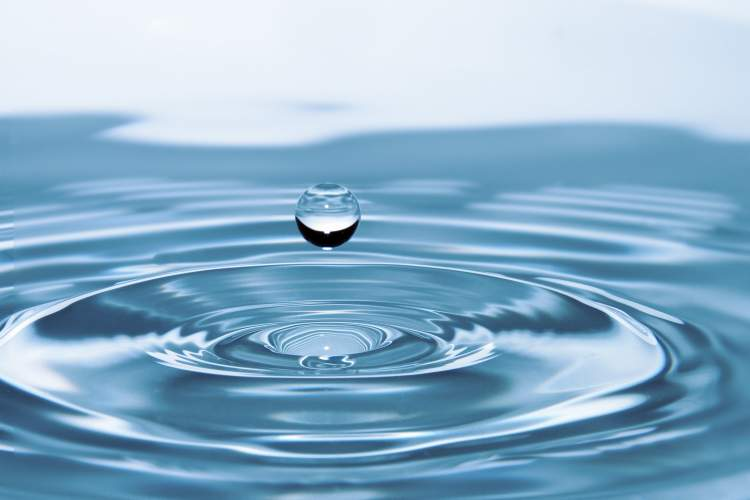 Courtesy photo  An essential ingredient of maintaining healthy digestion naturally is the consumption of plenty of water.