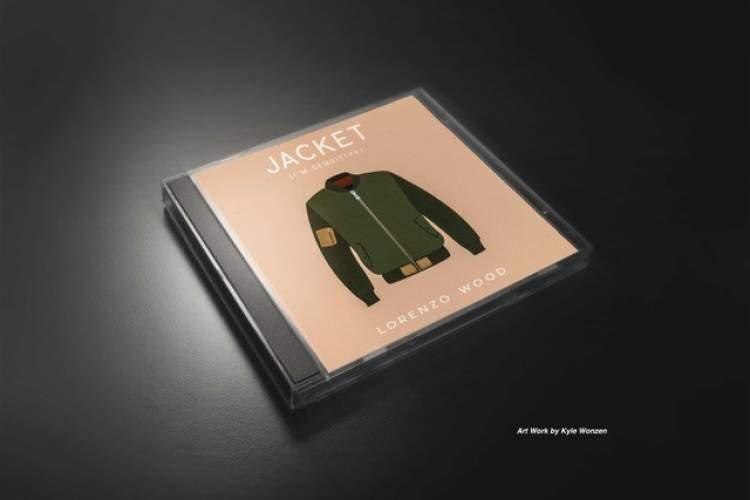 Cover art by Kyle Wonzen &nbsp&nbsp Lorenzo Wood's new single is already winning awards.