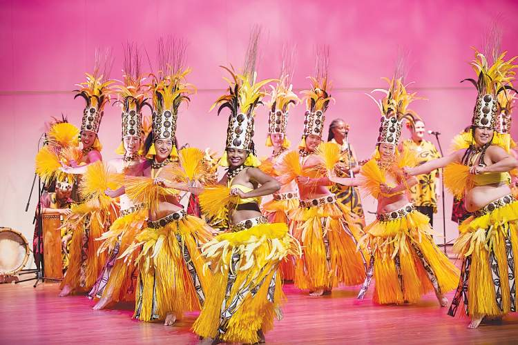 Danny Tan &nbsp&nbsp Traditional Tahitian dance and drumming will fill the stage at Rhythmix Cultural Works coming up soon.