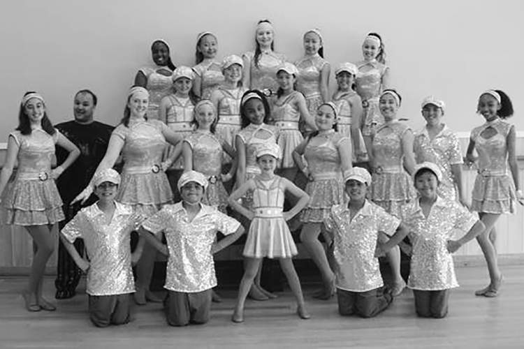 """Courtesy photos &nbsp&nbsp The West Coast Dancers are ready to """"Dance to the Music"""" starting Wednesday, June 19."""
