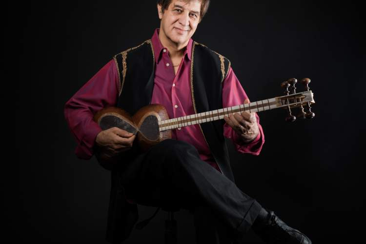 Maurice Ramirez  &nbsp&nbsp Michael Nehad will perform Western and Persian style music as part of a fundraiser event this Sunday.