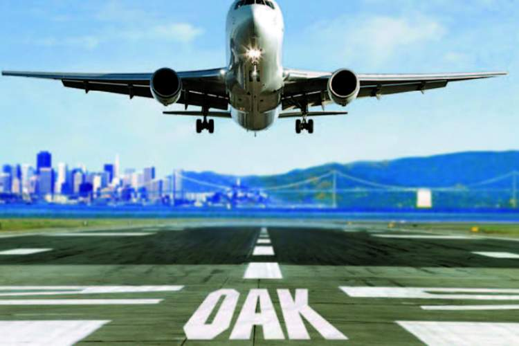 Oakland Airport Noise Alertday