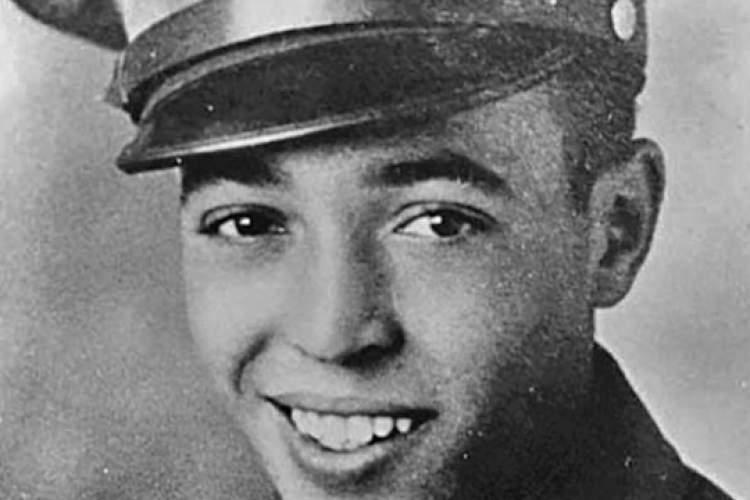 Courtesy media.defense.gov U.S. Marine Harold Gonsalves was born in Alameda in 1926