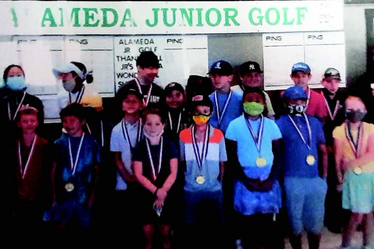 Junior Golf Season Ends