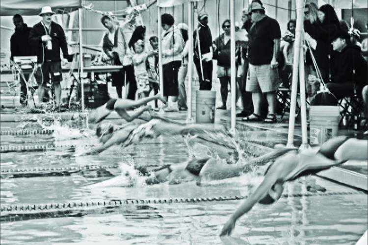 File photo &nbsp&nbsp The City of Alameda Swim Meet, the Island City's official swim competition, starts tomorrow and continues through Sunday.