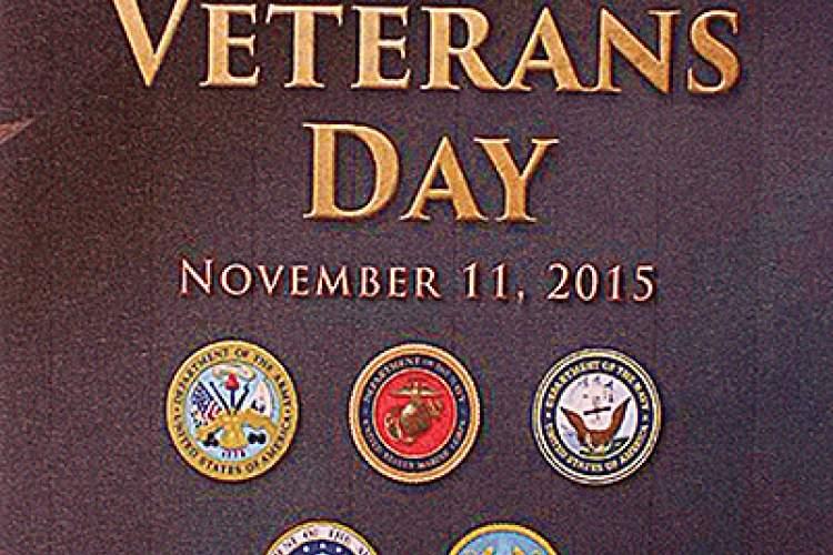 An Alameda Veterans Day