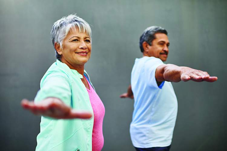 Courtesy photo &nbsp&nbsp Staying active is a big part of maintaining health for seniors. A new facility has recently opened in Alameda specifically to serve seniors with Medicare.