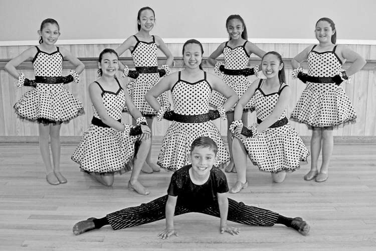 Courtesy photo &nbsp&nbsp&nbsp&nbsp&nbsp  Some of the 2017 West Coast Dancers ready to entertain audiences this June 24 and 25. Certain numbers feature three generations of Alameda dancers.