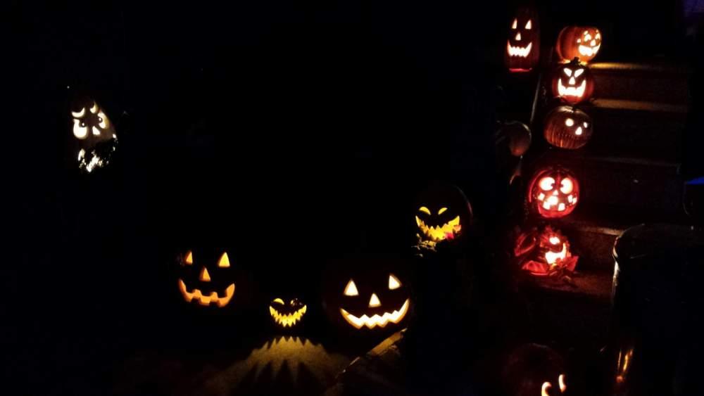 Alameda Jack O Lanterns 2014 by Jessi Bushey