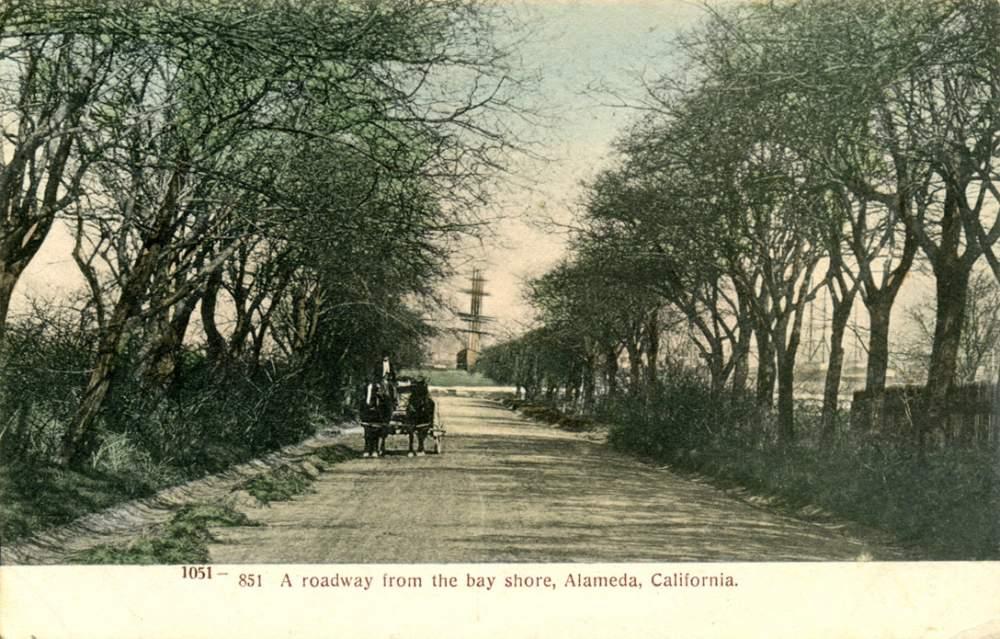 An Alameda postcard