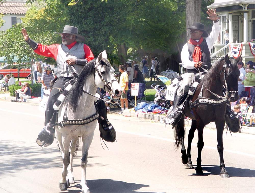 African American Equestrian Team