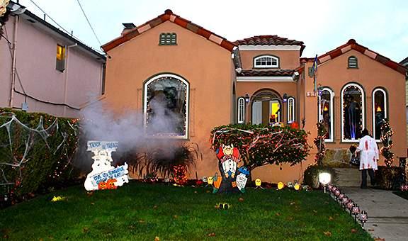 Haunted House 2014 by JoanAnn Radu-Sinaiko