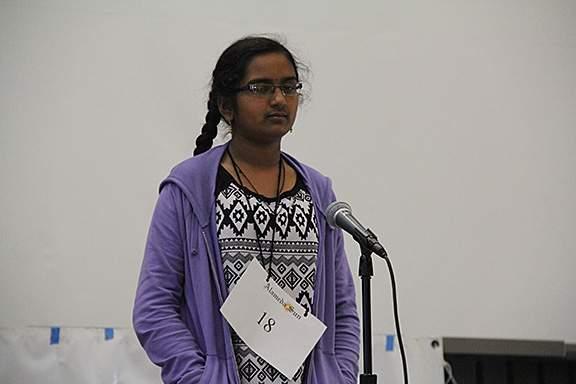 Lavanya Kumar finished sixth overall.