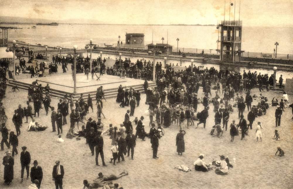 a scene from Neptune Beach