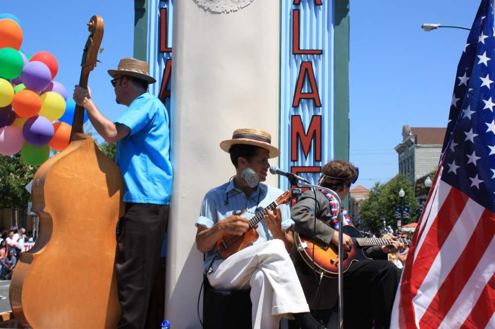 Alameda Theatre Band