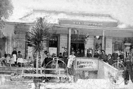 Schroederville, an early Alameda garden resort
