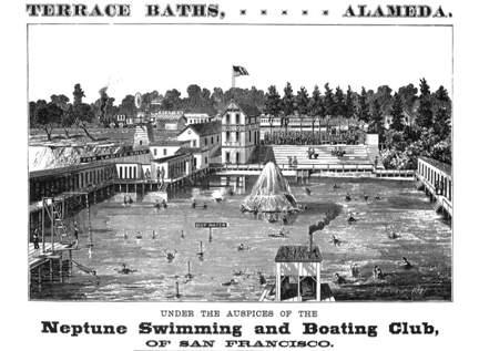 Terrace Baths ad