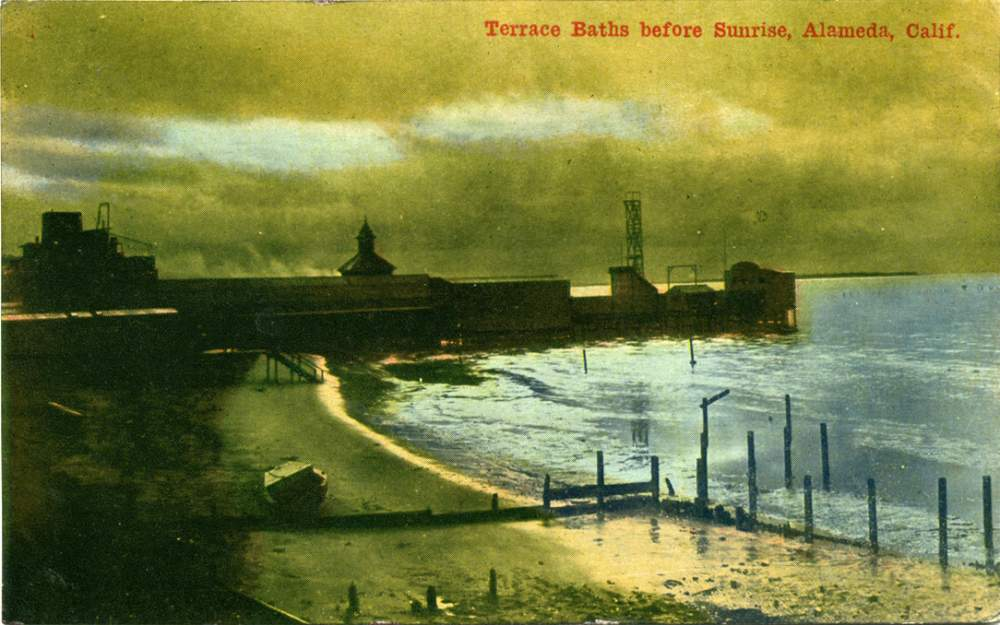Terrace Baths whose owner met with great tragedy.