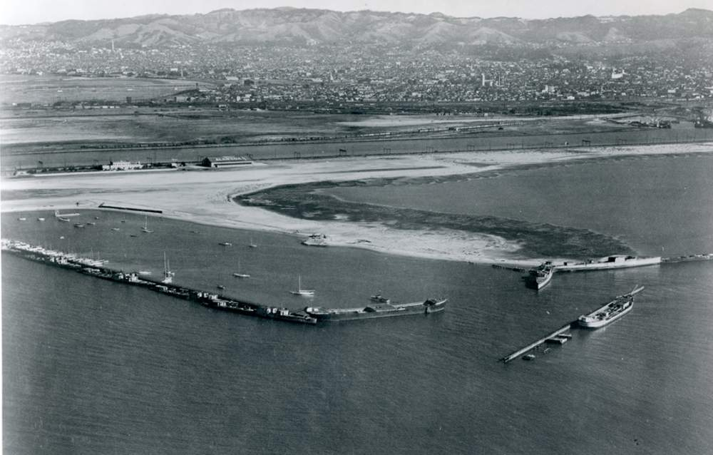 "Alameda Airport is featured in ""Alameda's Lost Airports."""