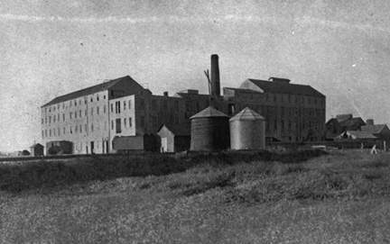 "Francis Marion ""Borax"" Smith's borax plant on the former Naval Air Station features in ""Alameda's West End."""