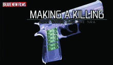 Courtesy photo &nbsp&nbsp A free screening of the film Making a Killing: Guns, Greed & the NRA will be presented by Alameda Progressives at Alameda City Hall at 1:30 p.m. this Saturday, April 14. A discussion will follow.