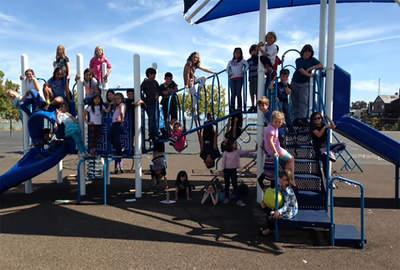 7558ffeb36 Courtesy photo  nbsp nbsp Students at Paden Elementary School enjoy the  benefits that Alameda Arts brings.
