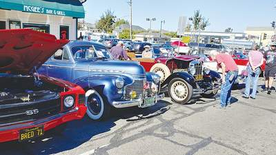 Reflections On Alameda Car Show Alameda Sun - Car show pics
