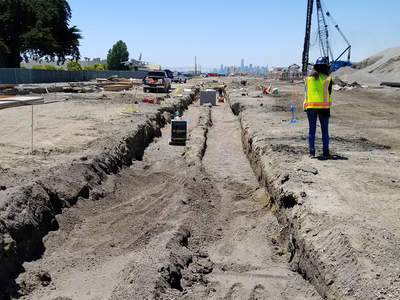 Point Partners See Progress at Site A | Alameda Sun