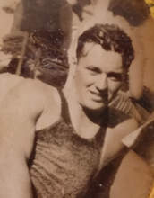 Courtesy photo &nbsp&nbsp Fred Breckenridge was the first to swim from Alameda to Treasure Island.