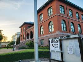 The city enacted an 8 p.m. to 5 a.m. curfew starting June 1 until June 5 as a result of vandalism and protest due to the George Floyd killing.
