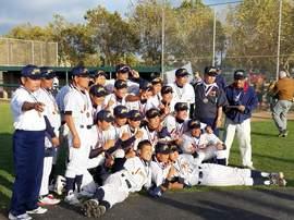 Vali Ebert &nbsp&nbsp Team Japan won the 36th annual World Tournament Baseball event in Alameda on Aug. 12.