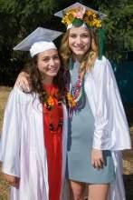 Bethany Kharrazi (left) and Avalon Cassard, Alameda Community Learning Academy
