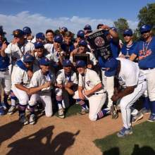 Chris Pondok  The 2016 SJND baseball team won the NCS Div. V title on June, 4 of this year.