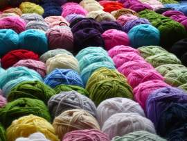 File photo &nbsp&nbsp&nbsp Those who enjoy knitting have two opportunities to join in local events this week: at Julie's Coffee & Tea Garden today and the Knitting and Crochet group that meets at the Alameda Free Library on Tuesday, June 27.