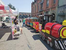The big event this weekend, July 27 and 28, the Art & Wine Faire, will be held for the 35th year. Along with all Park Street usually has to offer, additional booths offering food, arts, crafts and more will join the district.