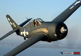 Courtesy warbirdsnews.com &nbsp&nbsp&nbsp The USS Hornet Museum will unveil a new exhibit this Saturday Aug. 19: an FM2 Wildcat fighter plane, among the most iconic planes of the World War II era.